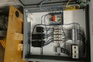 3 Zone Control System for Casting Oven